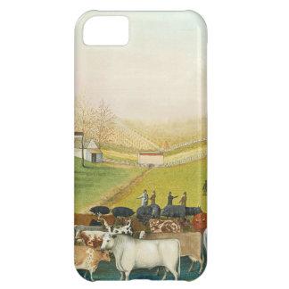 エドワードの田舎者-コルネルの農場 iPhone5Cケース