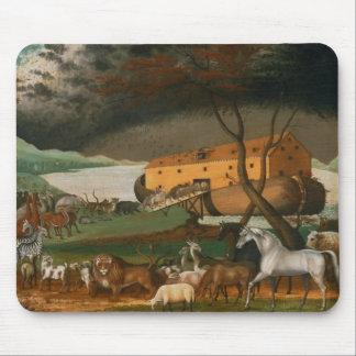 エドワードの田舎者-ノアの箱舟 マウスパッド