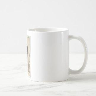 エドワードジェームス著ウェールズ王子の、風刺漫画 コーヒーマグカップ