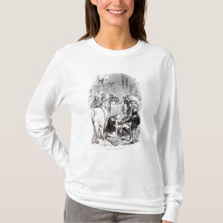 エドワード二世および吟遊詩人 Tシャツ