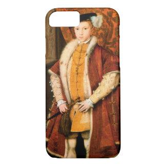 、エドワード(イギリスのエドワード六世)ウェールズ王子 iPhone 8/7ケース