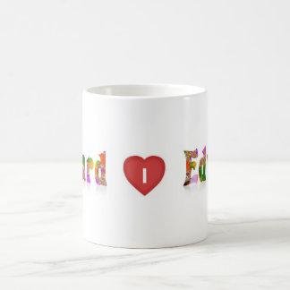 エドワード コーヒーマグカップ