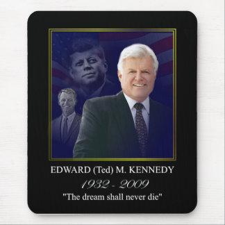 エドワード(テッド)ケネディ- Memoriumの… マウスパッド