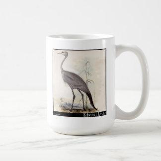 エドワード・リアのスタンリークレーン コーヒーマグカップ