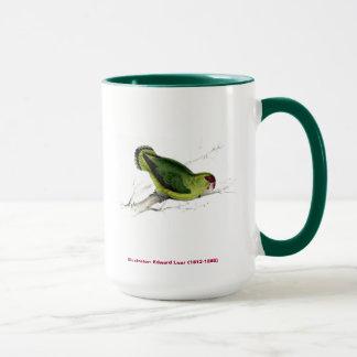 エドワード・リアの鳥のコレクションのアビシニア人のインコ マグカップ