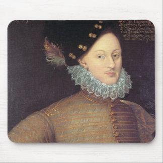 エドワードde Vereのオックスフォードの第17伯爵 マウスパッド