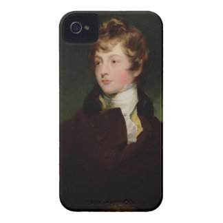 エドワードImpey (1785-1850年)のポートレート、c.1800 (油 Case-Mate iPhone 4 ケース
