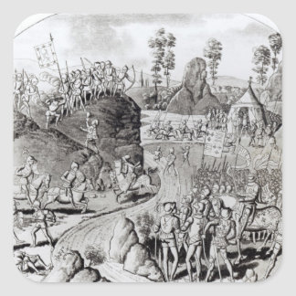 エドワードI's First Expedition王の スクエアシール