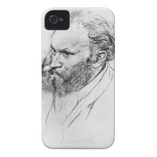 エドワールManetのエドガー・ドガ|のポートレート Case-Mate iPhone 4 ケース