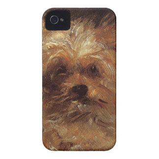 エドワールManet著犬の頭部 Case-Mate iPhone 4 ケース