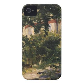 エドワールManet著Rueilの庭のコーナー Case-Mate iPhone 4 ケース