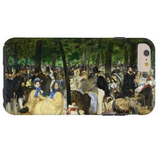 エドワールManet著Tuileriesの音楽 Tough iPhone 6 Plus ケース