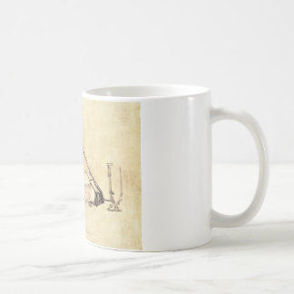 エドワールManet -カフェのジョージムーア コーヒーマグカップ