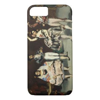 エドワールManet -スペインのなバレエ iPhone 8/7ケース