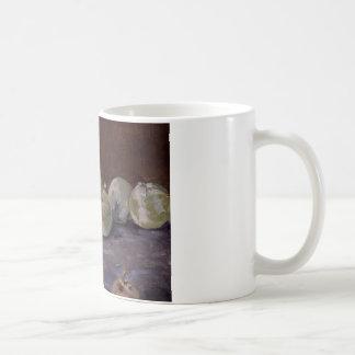エドワールManet -プラム コーヒーマグカップ