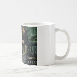 エドワールManet -温室の… コーヒーマグカップ