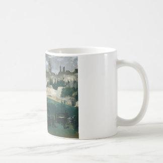 エドワールManet -葬式 コーヒーマグカップ