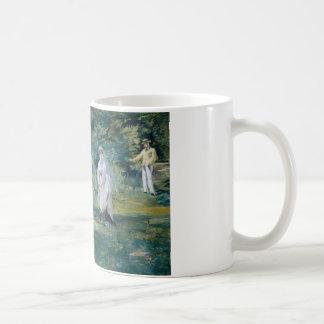 エドワールManet - Croquetのゲーム コーヒーマグカップ