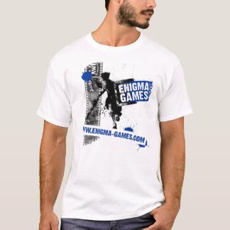 エニグマのゲームのTシャツ Tシャツ