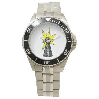 エネルギータワーの腕時計 腕時計