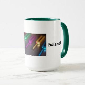 エネルギーバランスをとるマグ マグカップ