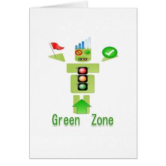 エネルギー効率が良い緑地帯ただ カード