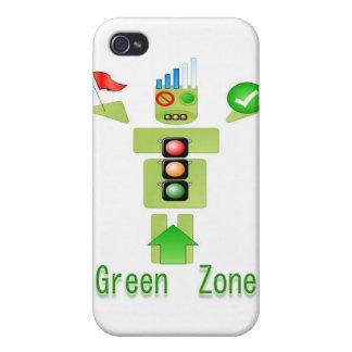 エネルギー効率が良い緑地帯ただ iPhone 4/4Sケース