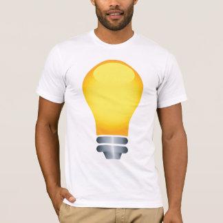 エネルギー球根のワイシャツ Tシャツ