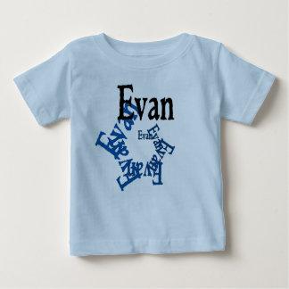 エバンのTシャツ ベビーTシャツ