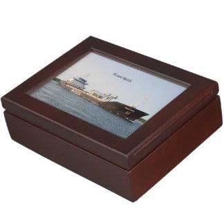 エバンズの精神の記念品箱 ジュエリーボックス