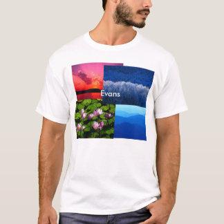 エバンズ8 Tシャツ