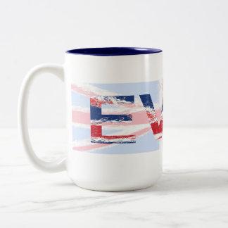 エバン ツートーンマグカップ
