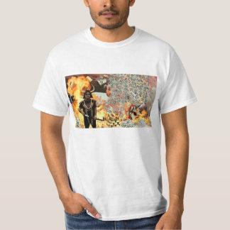 エバンAmbroの爆発 Tシャツ