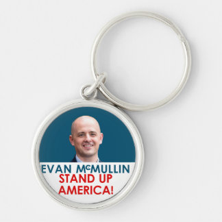 エバンMcMullin -アメリカを立てて下さい! キーホルダー