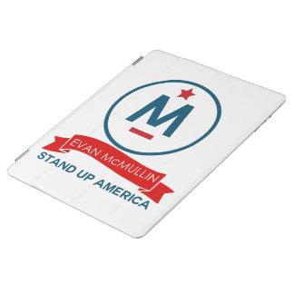 エバンMcMullin -アメリカを立てて下さい! iPadスマートカバー