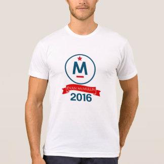 エバンMcMullin 2016年 Tシャツ
