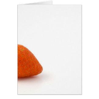 エビのカクテルレモンレタスのシーフード カード