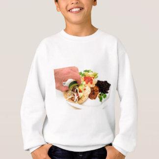 エビのタコス スウェットシャツ