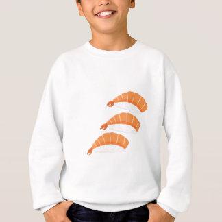エビの寿司 スウェットシャツ