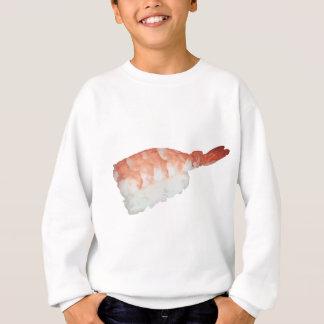 エビのNigiriの寿司 スウェットシャツ