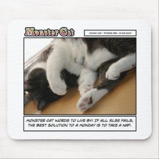 エピソード288: 月曜日の昼寝 マウスパッド