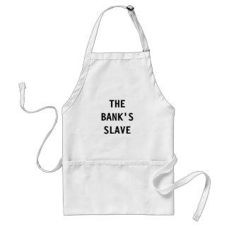 エプロン銀行の奴隷 スタンダードエプロン