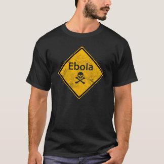 エボラウイルスのTシャツ Tシャツ