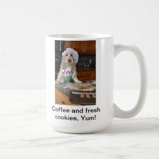エマが付いているコーヒーGBGV コーヒーマグカップ