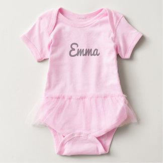 エマのベビーの衣服 ベビーボディスーツ
