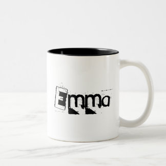 エマのマグ ツートーンマグカップ