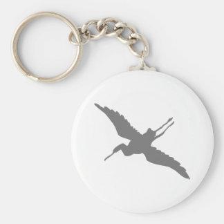 エマの白鷺 キーホルダー