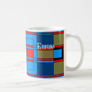 エマの茶マグ コーヒーマグカップ
