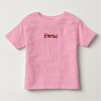 エマのTシャツ トドラーTシャツ