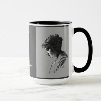 エマばら色のHODGESクウィン1896-1988のマグ マグカップ